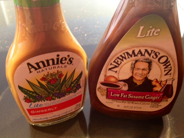 Ingredients Annie S Naturals Sesame Ginger Dressing